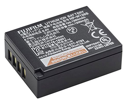 Fujifilm Rechargeable Lithium-Ion Battery NP-W126S