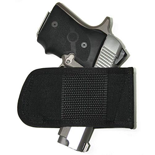 Active Pro Gear Compact Belt Slide Gun Concealment Holster (22-26, Right Hand Draw)