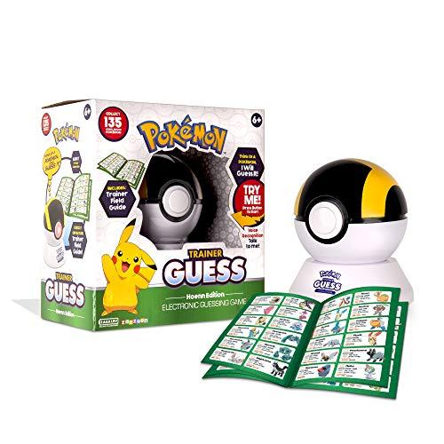 Basic Fun Pokemon Trainer Guess: Hoenn Edition Electronic Game