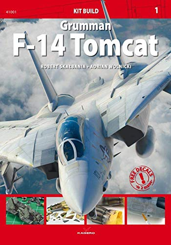 Grumman F-14 Tomcat (Kit Build)