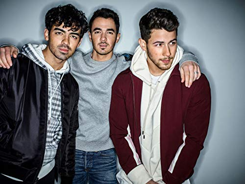 Credence Collections Jonas Brothers Latest HD Poster 12 x 16 Inch