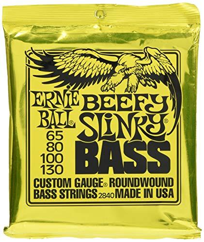 Ernie Ball Bass Guitar Strings (P02840)