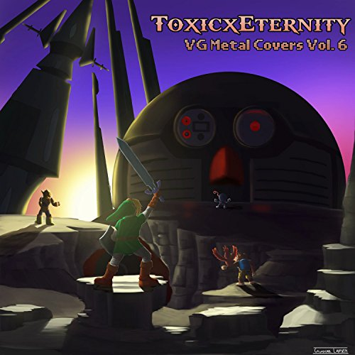 Pokemon X and Y Kalos Power Plant / Pokeball Factory Theme - Metal Cover