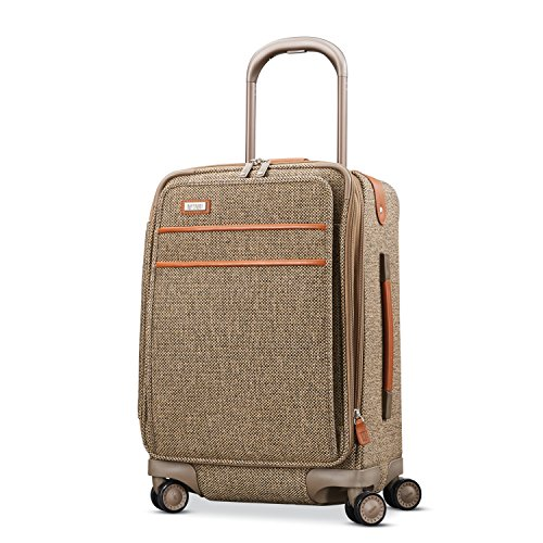 Hartmann Global Carry-On, Natural Tweed, One Size