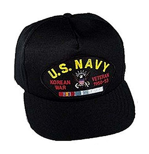 U.S. Navy Korean Veteran Ballcap