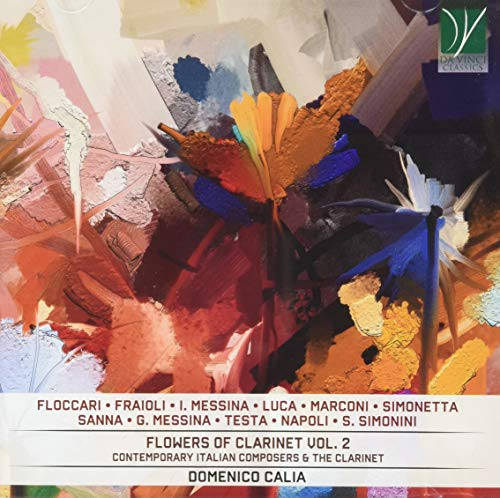 Flowers Of Clarinet Vol 2
