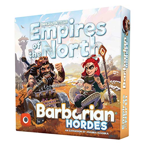 Portal Games Empires of The North: Barbarian Hordes