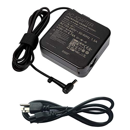 Genuine Laptop Adapter for Asus 19V 4.74A 90W EXA1202YH ADP-90YD B A53 A53Z U47A U50A U57A K501UX K53E K55A Q550L U56E X53E X551M X555LA Ac Charger Notebook Power Supply