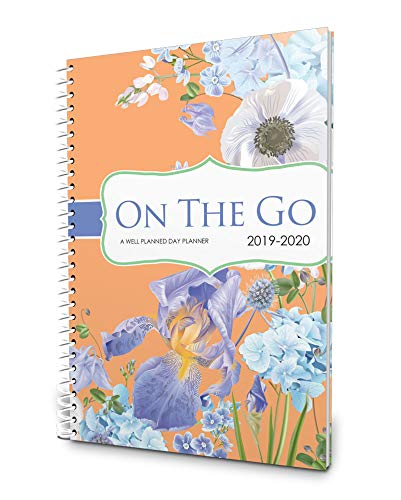 Well Planned Day, On the Go, Busy Mom Planner July 2019 - June 2020