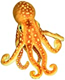Plush Octopus 13,5' by Fiesta (1 piece) - Colors may vary