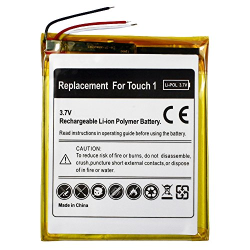 Fenzer Replacement Rechargeable Battery for Apple iPod Touch 1st 1 Gen Generation