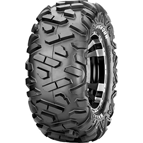 Maxxis M918 Bighorn Tire - Rear - 26x12Rx12 , Position: Rear, Tire Size: 26x12x12, Rim Size: 12, Tire Ply: 6, Tire Type: ATV/UTV, Tire Construction: Radial, Tire Application: All-Terrain TM16676700