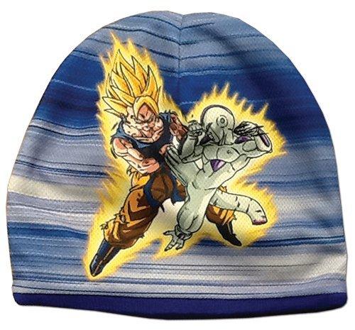 Great Eastern Entertainment Dragon Ball Z - Goku vs. Frieza Sublimation Beanie Headwear