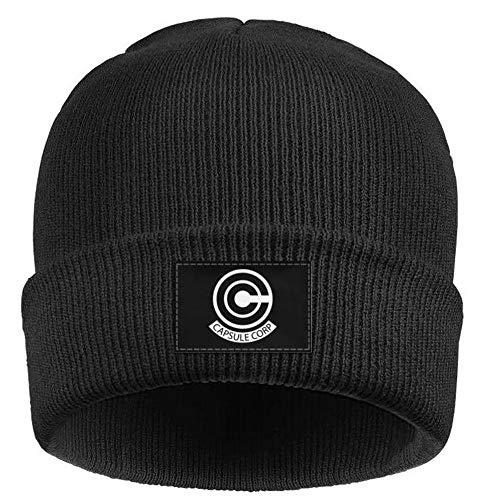 Marasun Mens Funny Capsule Corp Slouchy Beanie Winter Ski Hat