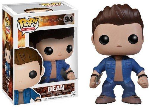 Funko POP Television: Supernatural Dean Action Figure , Blue
