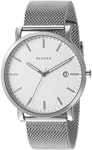 Skagen Men's SKW6281 Hagen Stainless Steel Mesh Watch
