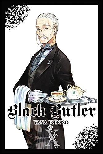 Black Butler, Vol. 10 (Black Butler, 10)