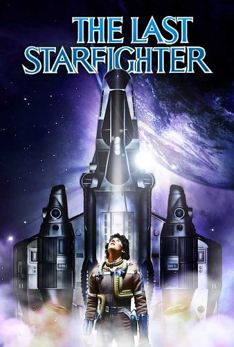 The Last Starfighter POSTER Movie (1984) Style C 11 x 17 Inches - 28cm x 44cm (Lance Guest)(Robert Preston)(Barbara Bosson)(Dan O'Herlihy)(Catherine Mary Stewart)(Cameron Dye)(Kimberly Ross)