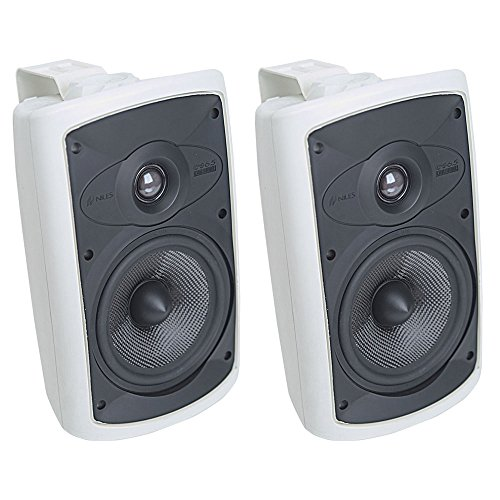 Niles OS6.5 (Pr) 6 Inch 2-Way High Performance Indoor Outdoor Speakers