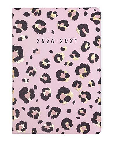 2020-2021 Eccolo Designer 18 Month Academic Agenda Planner, Monthly & Weekly Views, 5.25 x 7.75'