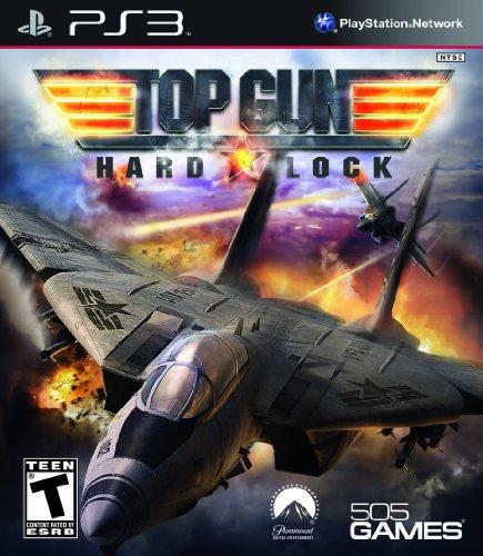 Top Gun Hardlock - Playstation 3