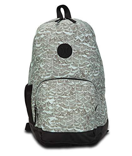 Hurley Unisex Blockade II Sierra Backpack, Jade Aura (Sleepy Hollow) - One Size