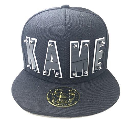 Kame HAT in Black