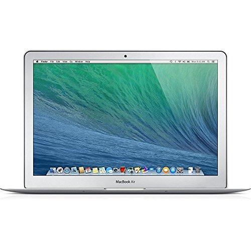 (Refurbished) Apple MacBook Air MD760LL/A 13.3-Inch Laptop (Intel Core i5 Dual-Core 1.3GHz up to 2.6GHz, 4GB RAM, 128GB SSD, Wi-Fi, Bluetooth 4.0)