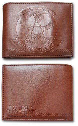 Great Eastern Entertainment Strike Witches 501St Logo Wallet