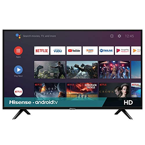 Hisense 32H5590F 32-inch 720p Android Smart LED TV (2019)