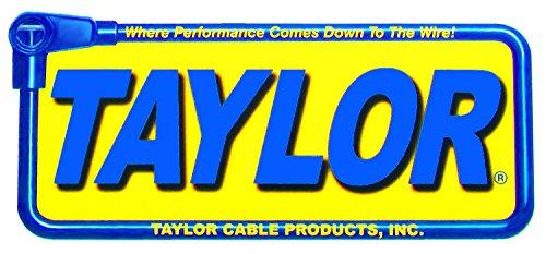 Taylor 74089 Spiro-Pro Custom 8 Cyl Black
