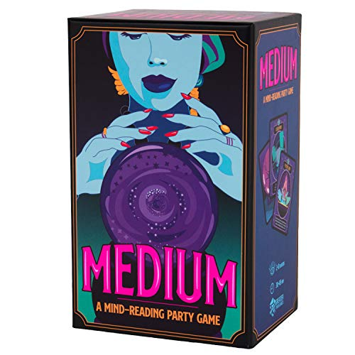 Greater Than Games Medium Mind-Reading Party Game