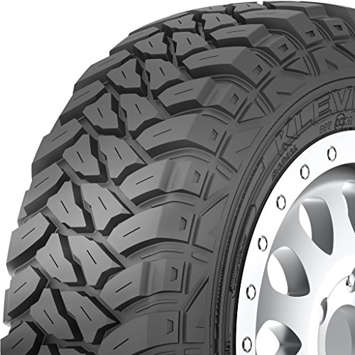 1X Kenda Klever M/T KR29 33/12.5R20 114Q 10P E-Load All Terrain Mud Tires MT