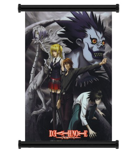 Death Note Anime Fabric Wall Scroll Poster (31' x 45')
