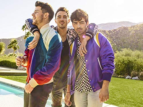 Credence Collections Jonas Brothers Reunion Stunning Pose HD Poster 12 x 16