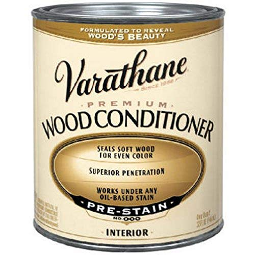 Rust-Oleum Varathane 211775H 1-Quart Wood Conditioner,Clear
