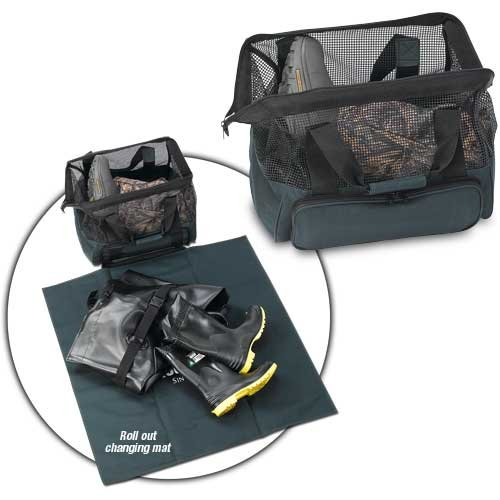 Coleman Wadetech Wide Mouth Wader Bag