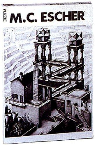 Waterfall M.C. Escher Jigsaw Puzzle 1000pc
