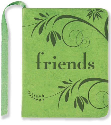 Friends (mini book with Gift Card holder)