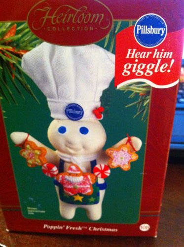 Pillsbury Doughboy Poppin' Fresh Goodies Ornament