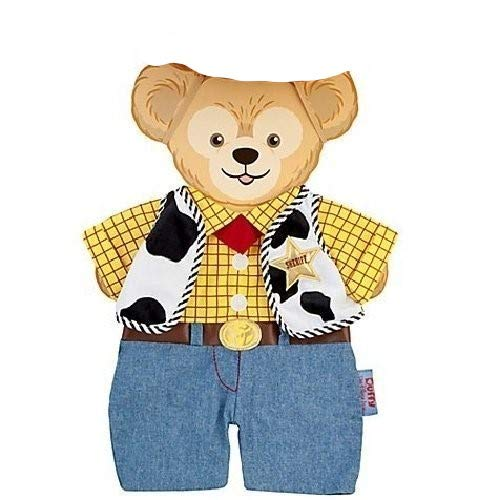 Duffy Mickey Disney Bear Costume Woody Costume Doll Clothing