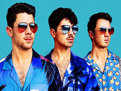 Credence Collections Jonas Brothers Cool HD Poster 12 x 16 Inch