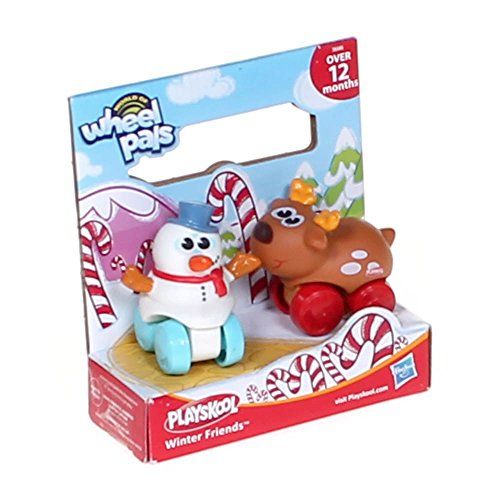Playskool World Of Wheel Pals Winter Friends
