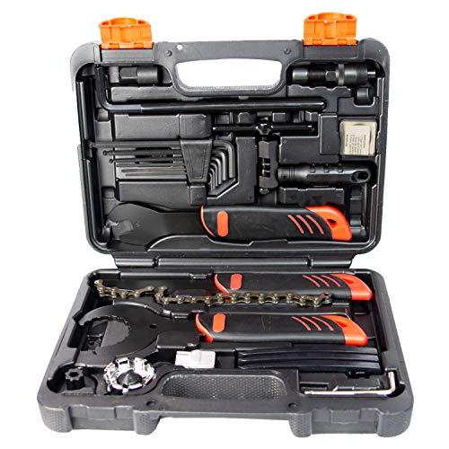 QuietKat Home Tool Kit, Featuring 22 E-Bike Tools