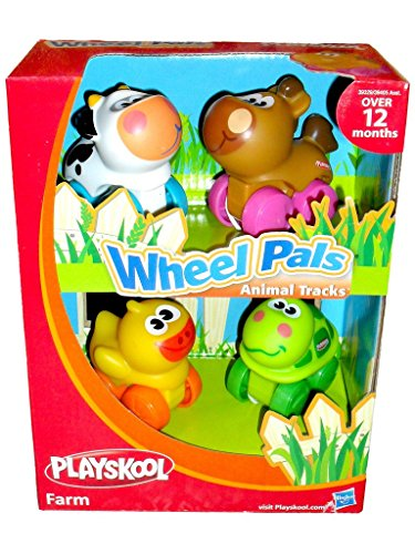 Hasbro Wheel Pals Animal Tracks
