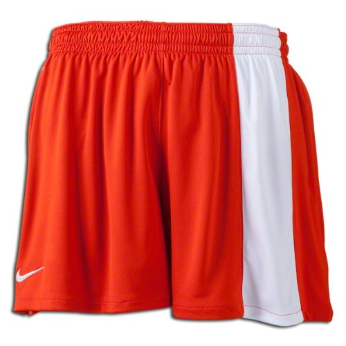 Nike Soccer Short Women's Striker III Short, Orange (Small)