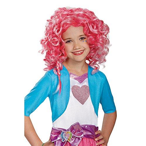 Pinkie Pie Equestria Child Wig