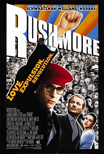 Rushmore POSTER Movie (27 x 40 Inches - 69cm x 102cm) (1998)