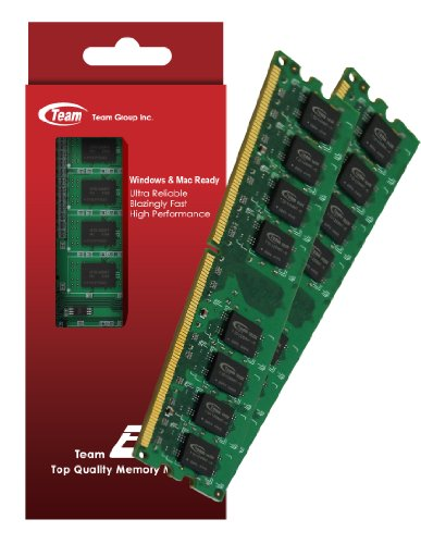 4GB (2GBx2) Team High Performance Memory RAM Upgrade For HP - Compaq Pavilion Slimline s5510f s5510y s5520br s7600y (4 DIMM Slots) Desktop. The Memory Kit comes with Life Time Warranty.
