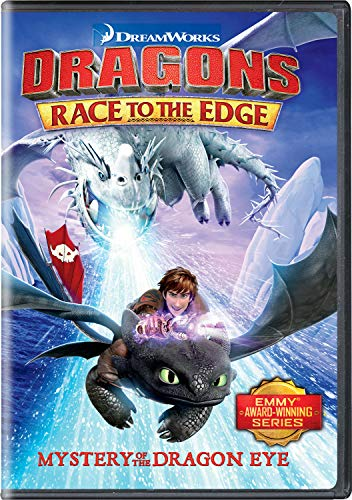 Dragons Race to the Edge: Mystery Of The Dragon Eye